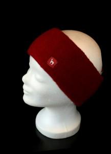 Stirnband rot klein